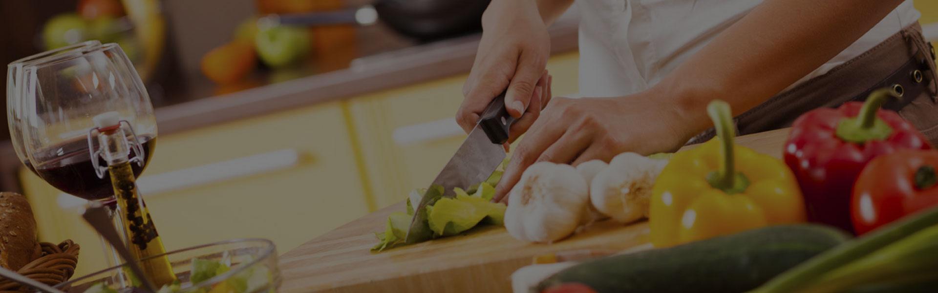Tecniche di cucina serale zenandcook - Corso base di cucina ...