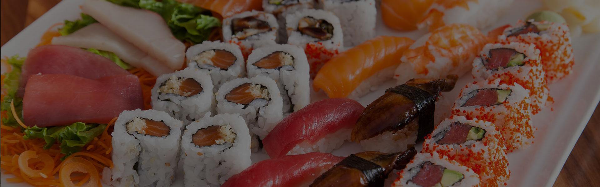 Sushi e sashimi zenandcook - Corsi di cucina genova ...